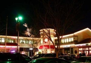 The Lyons Mall Holiday Decorations
