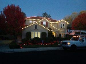 Roof, door and window lighting